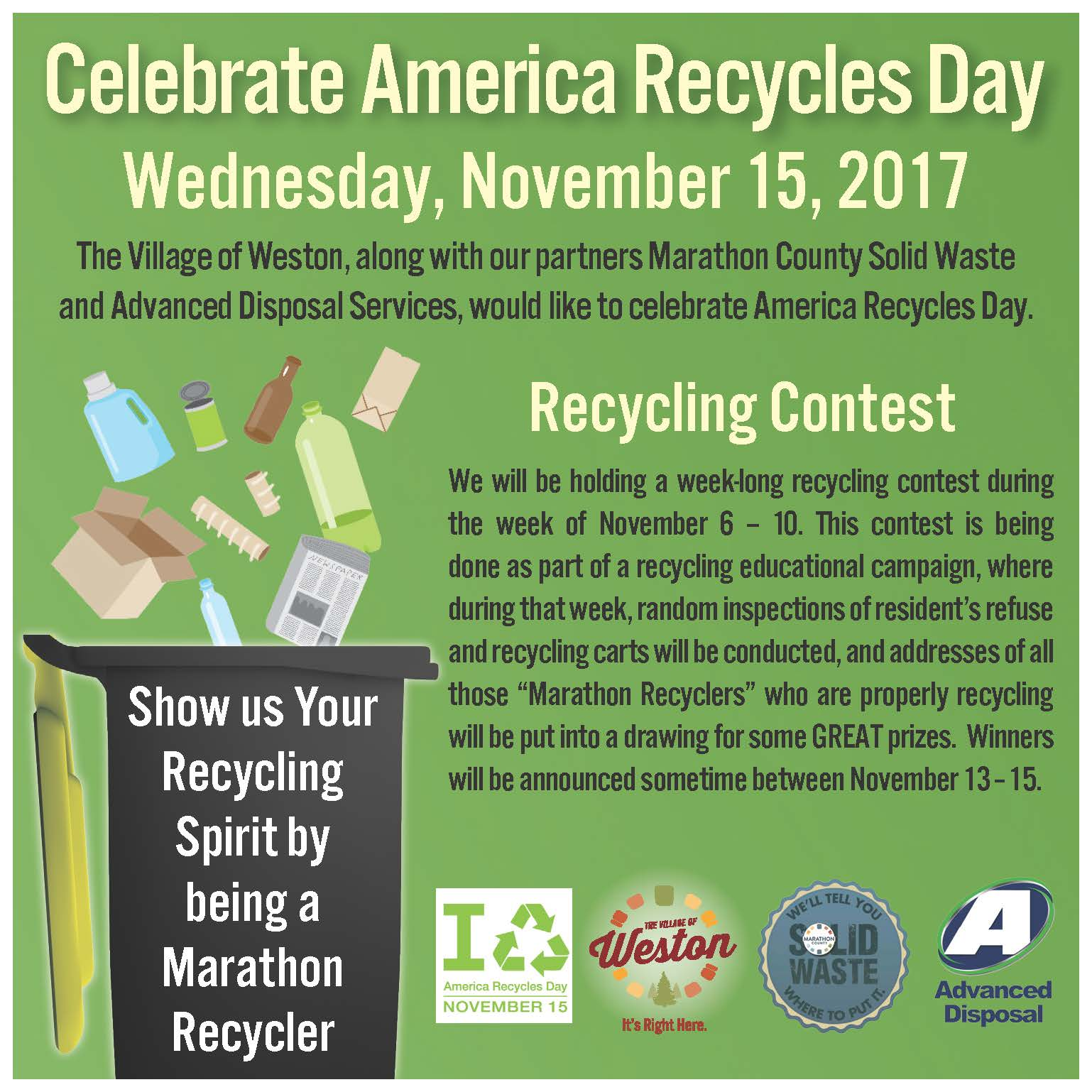 America Recycling Day 2017 jpeg