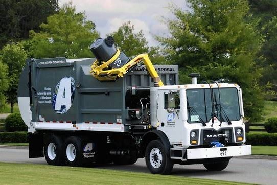 Garbage Truck photo