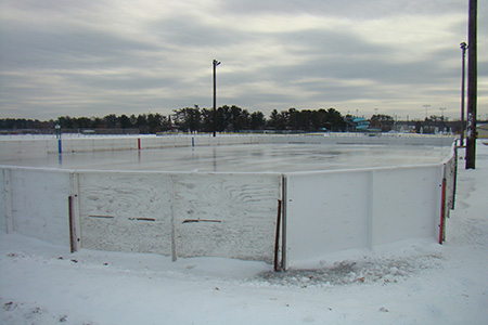 Kennedy Park Hockey Rink