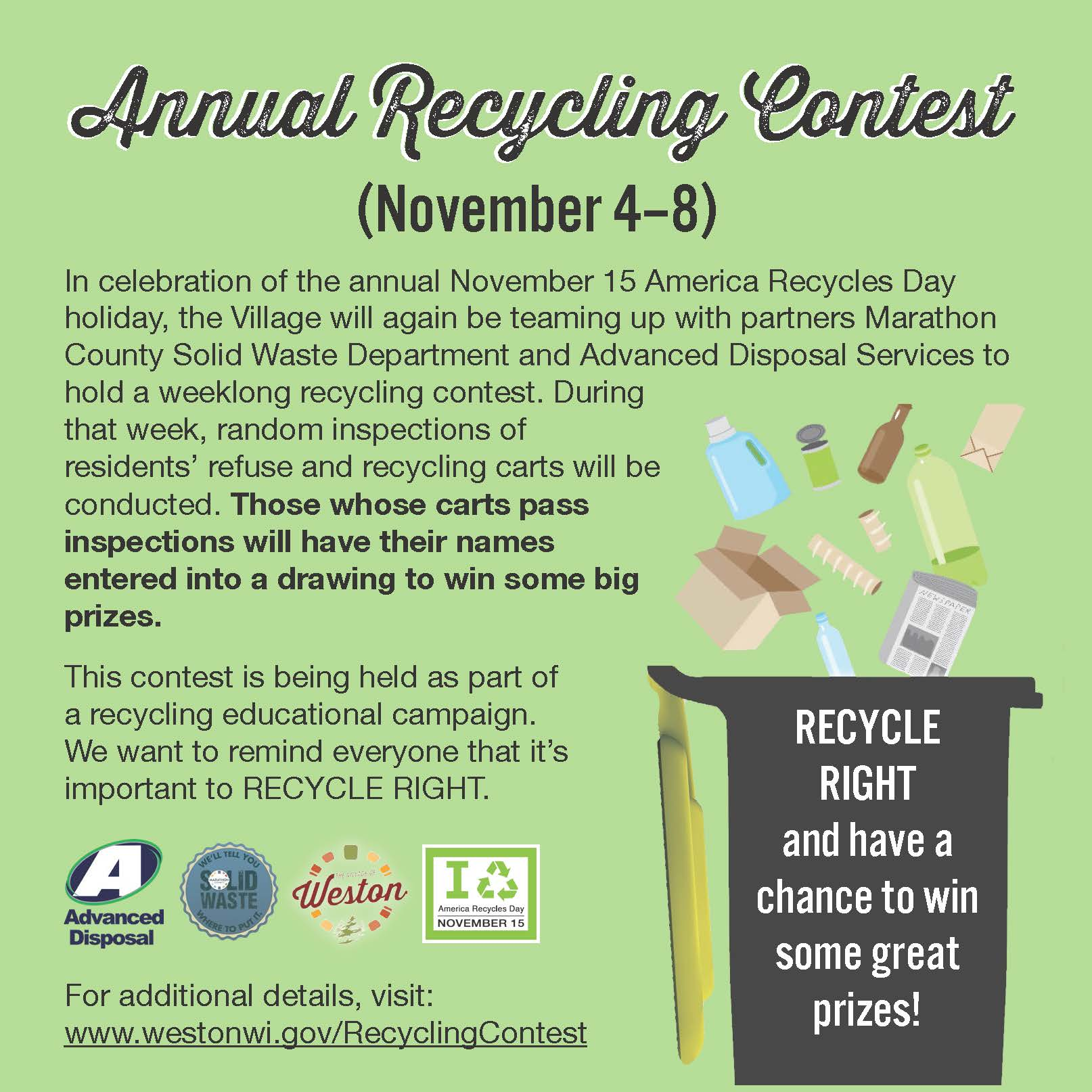 Recycling Contest-2019