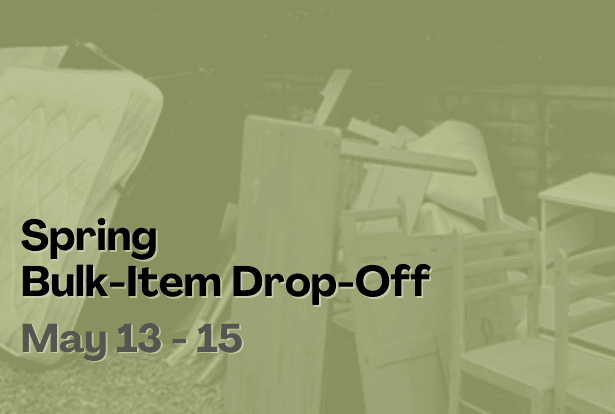 Copy of Spring Bulk-Item Drop-Off