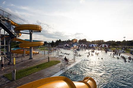 Aquatic Center | Weston, WI - Official Website